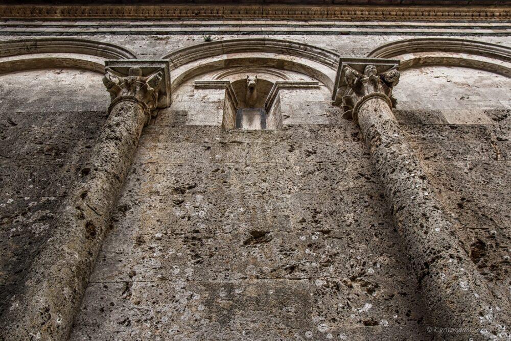 Massa Marittima - kościół